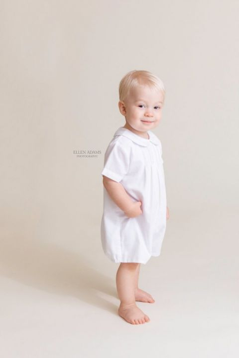 Cutest 1 year photoshoot by Ellen Adams Photography in Huntsville AL.
